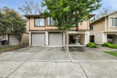 Santa Clara County Condo For Sale: 3277 Rocky Water Ln B