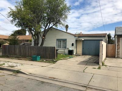 SALINAS Multi Family Home For Sale: 781 Gee St