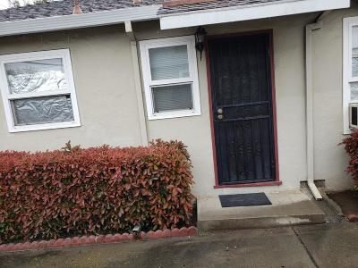 SAN JOSE Multi Family Home For Sale: 1120 Locust St