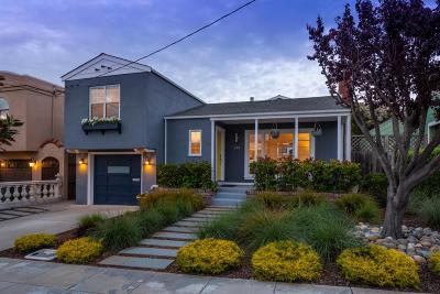 San Bruno Single Family Home For Sale: 244 Mastick Ave