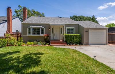 MENLO PARK Single Family Home For Sale: 1040 Ringwood Ave