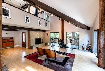 LOS GATOS Single Family Home For Sale: 184 College Ave