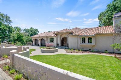 SARATOGA Single Family Home For Sale: 13497 Old Oak Way