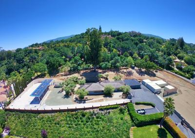 LOS GATOS Single Family Home For Sale: 125 Alerche Dr