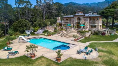 Monterey County Single Family Home For Sale: 72 Fern Canyon Rd