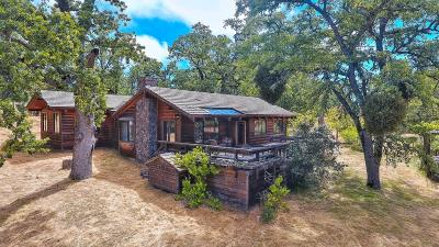 CARMEL VALLEY Single Family Home For Sale: 23450 Lambert Flat Rd