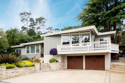 MONTEREY Single Family Home For Sale: 14 Cielo Vista Ter