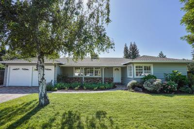 LOS ALTOS Single Family Home For Sale: 816 S Springer Rd