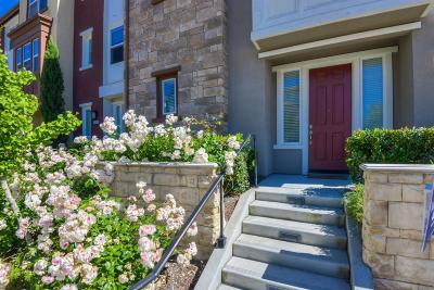 MILPITAS Townhouse For Sale: 116 Newbury St