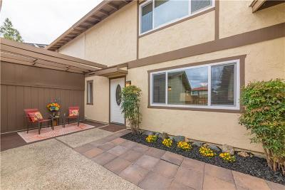 Townhouse For Sale: 6418 Trinidad Dr
