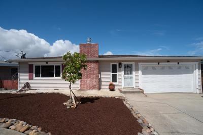SEASIDE Single Family Home For Sale: 1265 Vallejo St