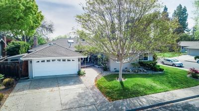 SANTA CLARA Single Family Home For Sale: 291 Lowell Dr