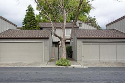 LOS GATOS Townhouse For Sale: 123 Spruce Hill Ct