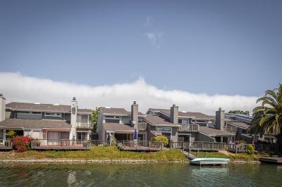 Redwood Shores Townhouse For Sale: 5 Spinnaker Pl