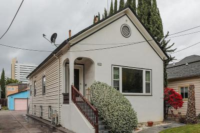 SAN JOSE Single Family Home For Sale: 49 S 9th St