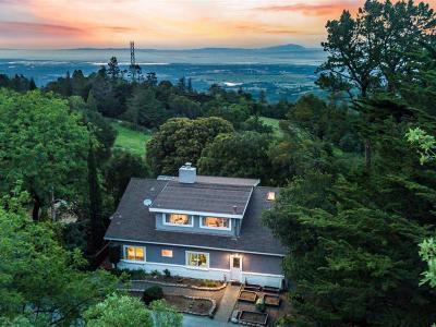 WOODSIDE Single Family Home For Sale: 20355 Skyline Blvd