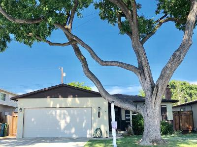 SANTA CLARA Single Family Home For Sale: 653 San Miguel Ave