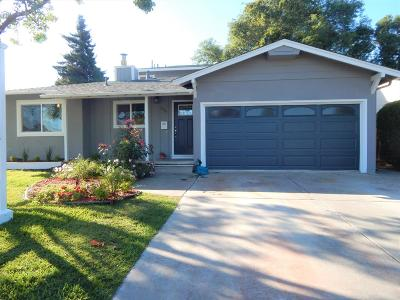SANTA CLARA Single Family Home For Sale: 2751 Forbes Ave