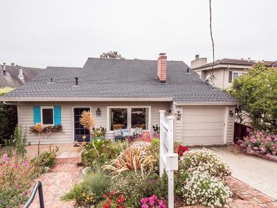 APTOS Single Family Home For Sale: 208 Burnham Ct