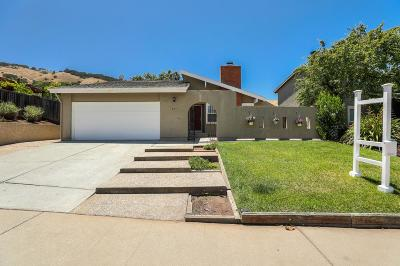 Single Family Home For Sale: 480 Curie Dr