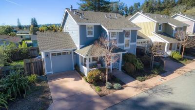 Santa Cruz County Single Family Home For Sale: 101 Goss Ct