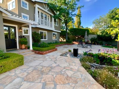 LOS GATOS Single Family Home For Sale: 14990 Winchester Blvd