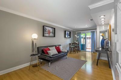 SAN JOSE Townhouse For Sale: 649 N 4th St