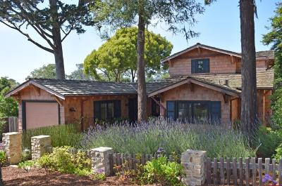 CARMEL Single Family Home For Sale: 0 Fifth 1 NW Of Lincoln