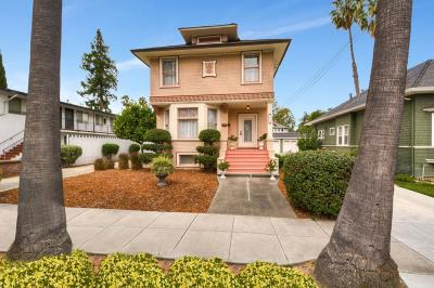 SAN JOSE Single Family Home For Sale: 43 S 15th St