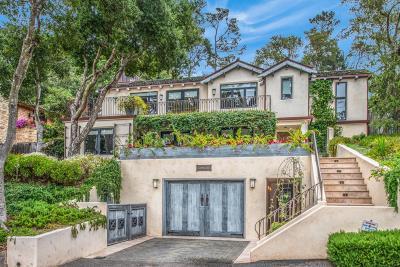 CARMEL CA Single Family Home For Sale: $4,995,000