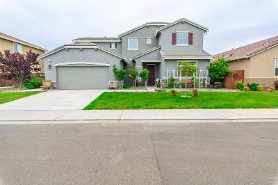 Manteca Single Family Home For Sale: 836 Sawtooth St