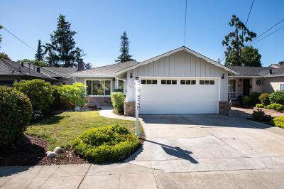 SAN CARLOS Single Family Home Contingent: 247 Fairmont Ave