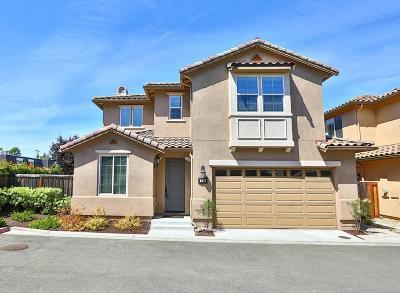 LOS GATOS Single Family Home For Sale: 129 Farnham Ln