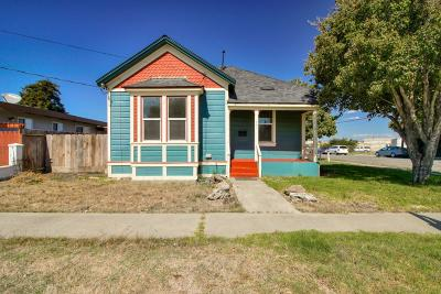 SALINAS Single Family Home For Sale: 402 Wilson St
