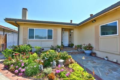 MILPITAS Single Family Home For Sale: 1686 Starlite Dr