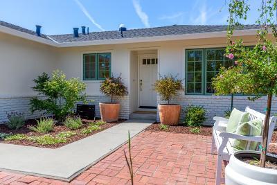 APTOS Single Family Home For Sale: 100 Pebble Beach Dr