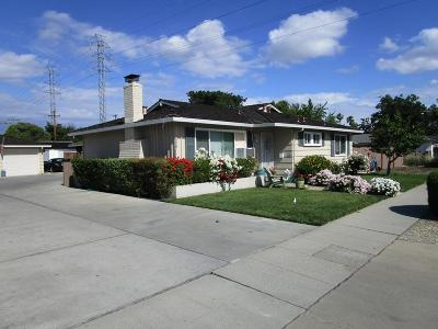 San Jose Multi Family Home For Sale: 2376 Pauline Dr