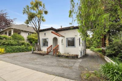 SANTA CRUZ Multi Family Home For Sale: 1119 Mission St