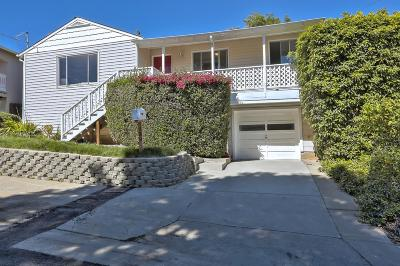 SAN CARLOS Single Family Home For Sale: 539 Hillcrest Rd