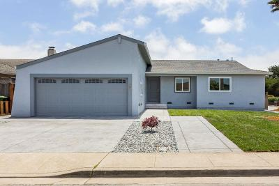 HALF MOON BAY Single Family Home For Sale: 401 Antoinette Ln