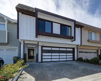 SOUTH SAN FRANCISCO Single Family Home For Sale: 3907 Crofton Way