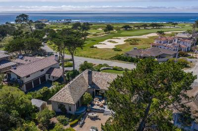 Pebble Beach Single Family Home For Sale: 3181 Bird Rock Rd