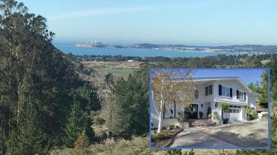 Half Moon Bay Single Family Home For Sale: 2165 Higgins Canyon Rd