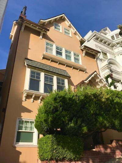 San Francisco County Condo For Sale: 3284 Jackson St
