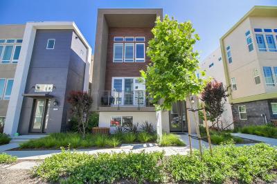 SAN JOSE Single Family Home For Sale: 120 Llano De Los Robles Ave
