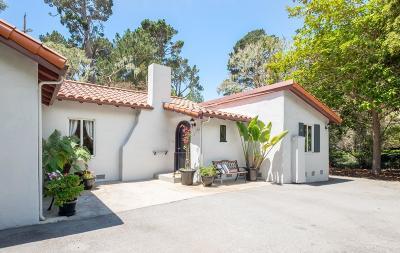 MONTEREY Single Family Home For Sale: 1100 Pacific St
