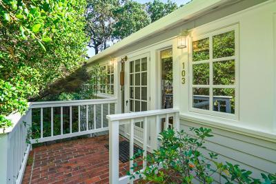 WOODSIDE Single Family Home For Sale: 103 Hillside Dr