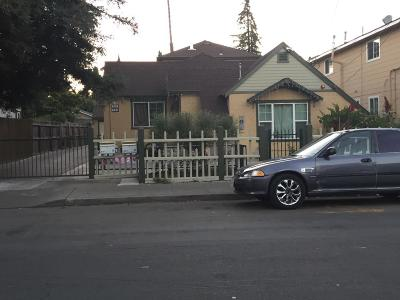 REDWOOD CITY Multi Family Home For Sale: 289 4th Ave