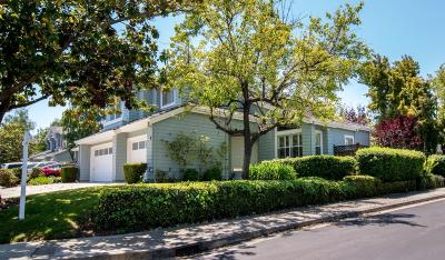 CUPERTINO Single Family Home For Sale: 11665 Walnut Spring Ct