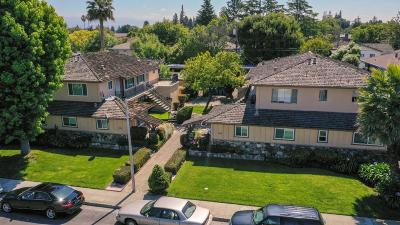 SANTA CLARA Multi Family Home For Sale: 161 Warren Dr